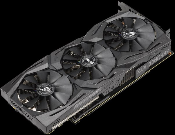 ASUS GeForce RTX 2070 фото 1