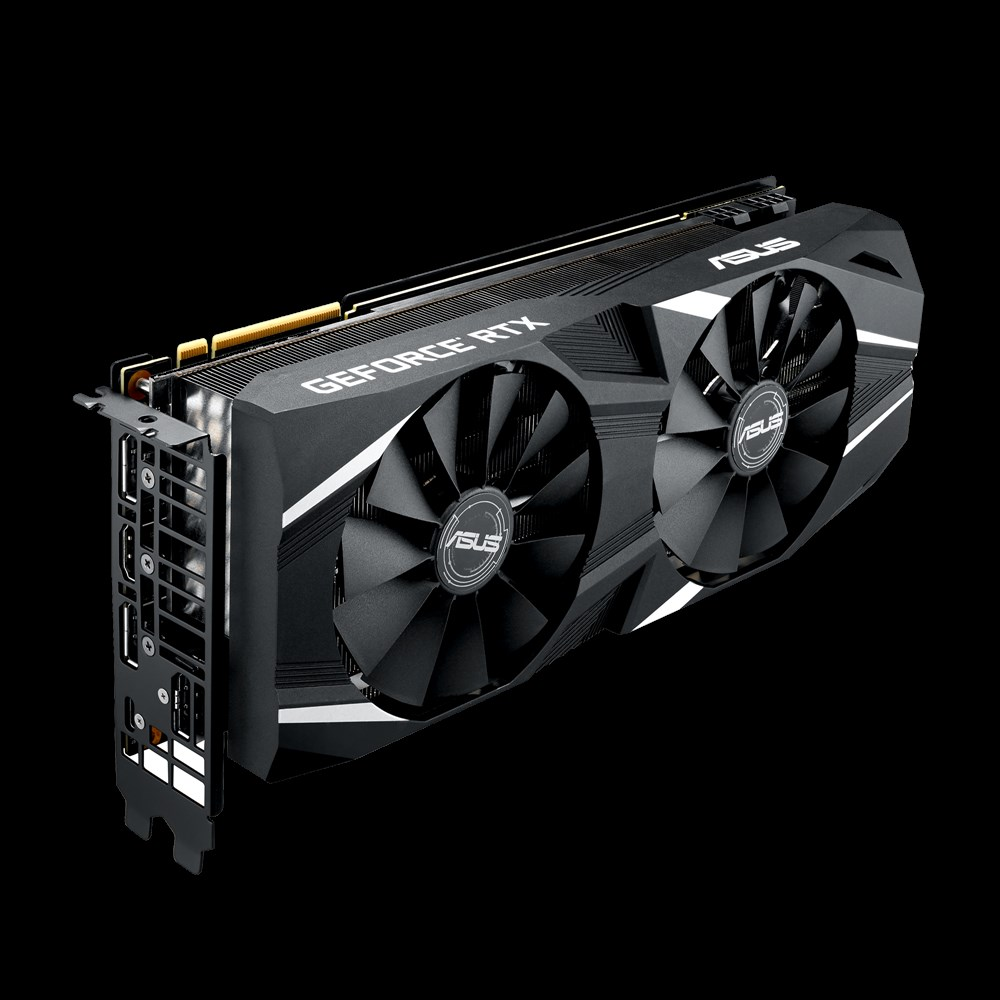 Asus GeForce RTX 2080 DUAL (DUAL-RTX2080-8G)