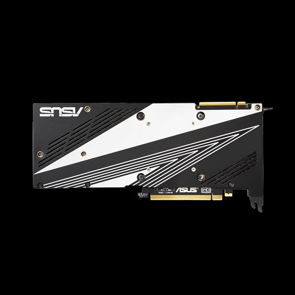 Asus GeForce RTX 2080 Ti 11GB Advanced Edition (DUAL-RTX2080TI-A11G) описание