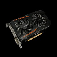 Gigabyte GeForce GTX 1050 Ti OC 4GB (GV-N105TOC-4GD)