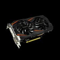 Gigabyte GeForce GTX 1060 WindForce OC 3GB (GV-N1060WF2OC-3GD)