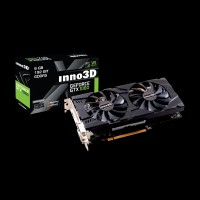 Inno3D GeForce GTX 1060 6GB Twin X2 (N106F-5SDN-N5GS)