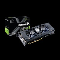 Inno3D GeForce GTX 1080 8GB Twin X2 (N1080-1SDN-P6DN)
