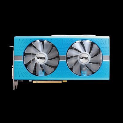 Sapphire Radeon RX 590 8GD5 NITRO+ Special Edition (11289-01) купить