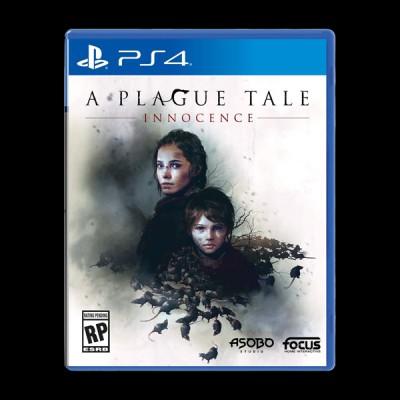 A Plague Tale: Innocence PS4 купить
