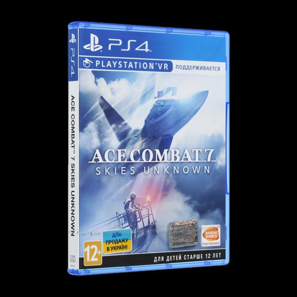Ace Combat 7: Skies Unknown (Есть поддержка VR) PS4 купить