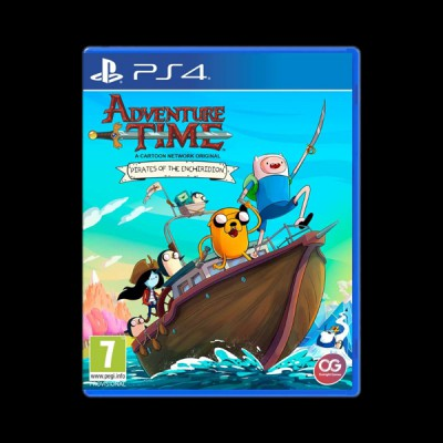 Adventure Time: Pirates of Enchiridion PS4