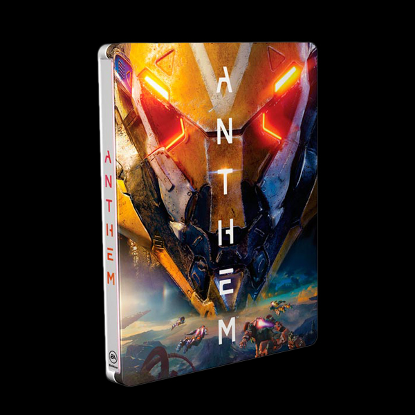Anthem Limited Steelbook Edition PS4 купить