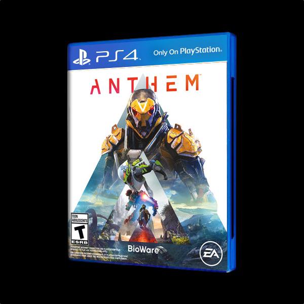 Anthem PS4 купить