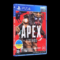 Apex Legends: Bloodhound Edition PS4