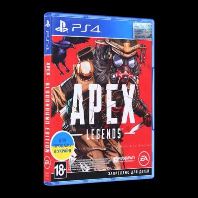 Apex Legends: Bloodhound Edition PS4 купить