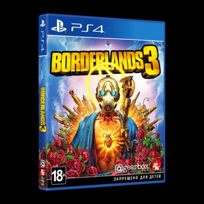 Borderlands 3 PS4 купить