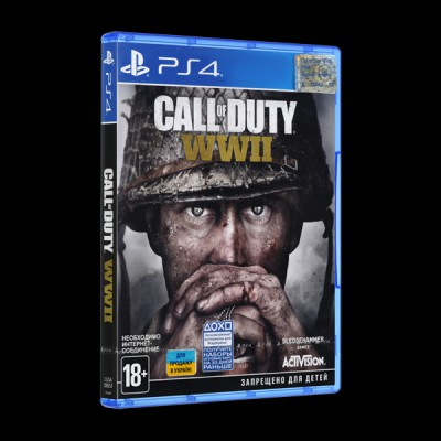 Call of Duty WWII PS4 купить