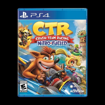Crash Team Racing PS4 купить