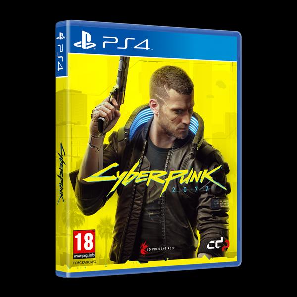 Cyberpunk 2077 PS4 купить
