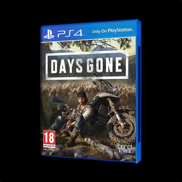 Days Gone PS4 купить