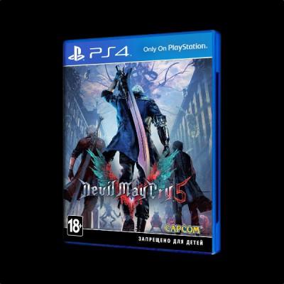 Devil May Cry 5 PS4 купить