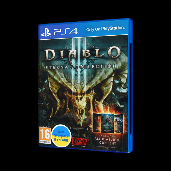 Diablo III Eternal Collection PS4 купить