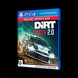 Dirt Rally 2.0 Издание первого дня PS4
