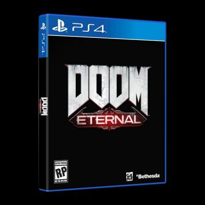 DOOM Eternal PS4 купить