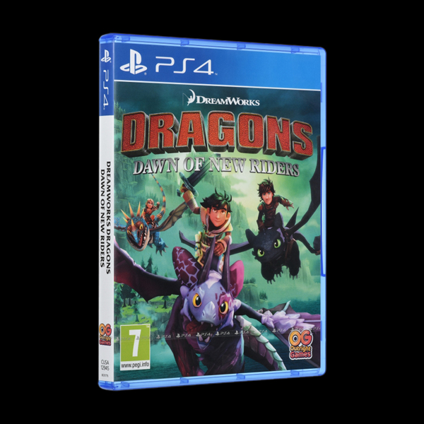 Dragons Dawn of New Riders PS4 купить