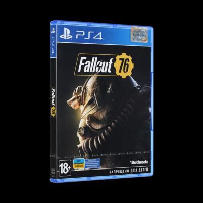 Fallout 76 PS4 купить