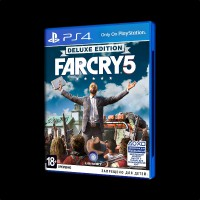 Far Cry 5. Deluxe Edition PS4