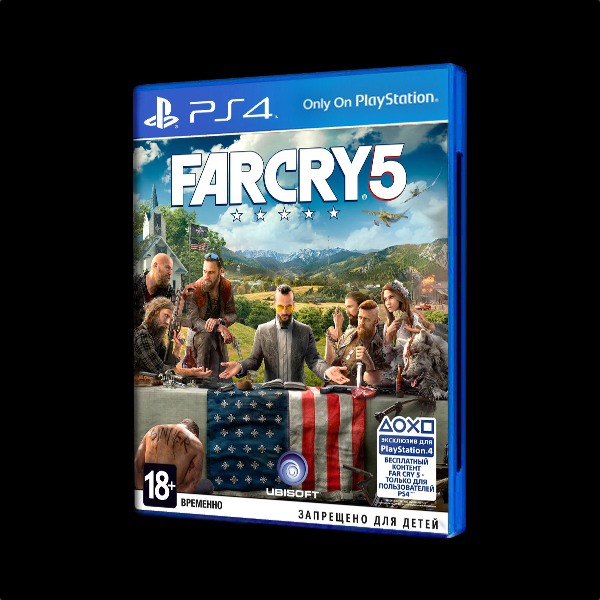 Far Cry 5 PS4 купить