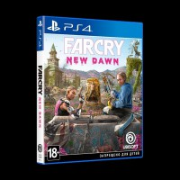 Far Cry. New Dawn PS4