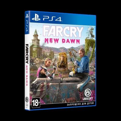 Far Cry. New Dawn PS4 купить