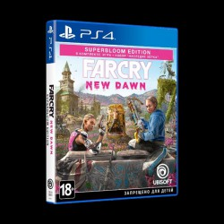 Far Cry. New Dawn. Superbloom Edition PS4