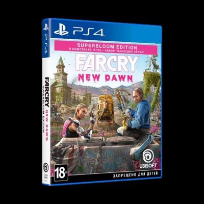 Far Cry. New Dawn. Superbloom Edition PS4 купить
