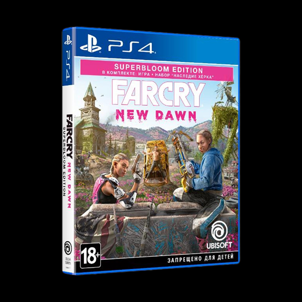 Far Cry. New Dawn. Superbloom Edition PS4 купить