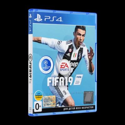 FIFA 19 PS4 купить