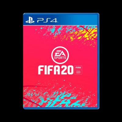 FIFA 20 PS4 купить