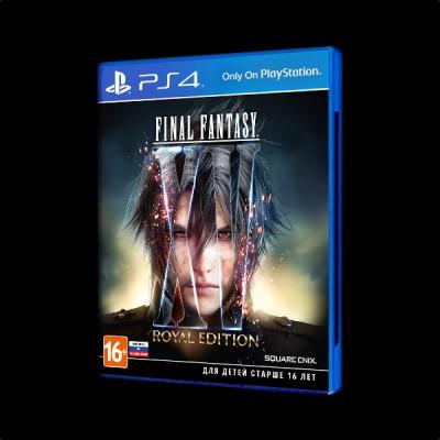 Final Fantasy XV. Royal Edition PS4