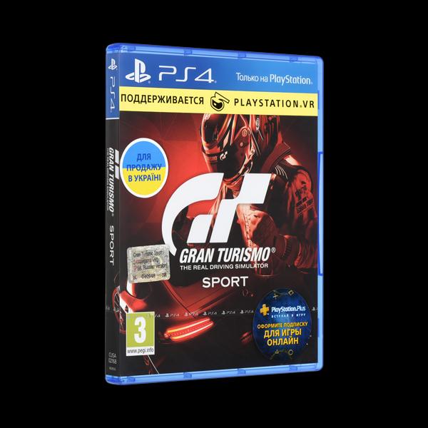 Gran Turismo Sport PS4 купить