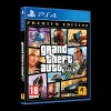 Grand Theft Auto V Premium Edition PS4 - изображение №1