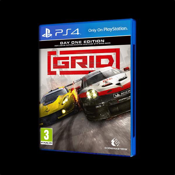 Grid PS4 купить