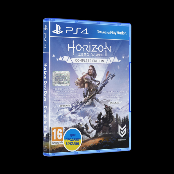 Horizon Zero Dawn. Complete Edition PS4 купить