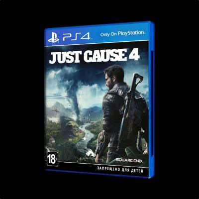 Just Cause 4 PS4 купить
