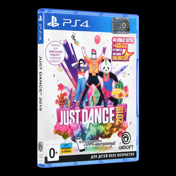 Just Dance 2019 PS4 купить
