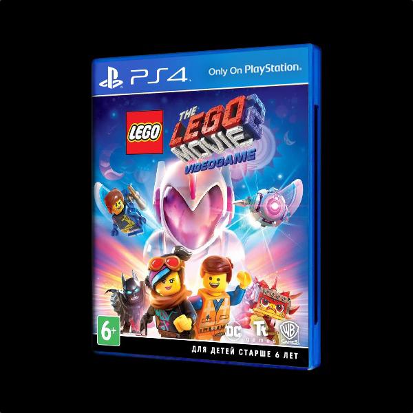 LEGO Movie 2 Videogame PS4 купить