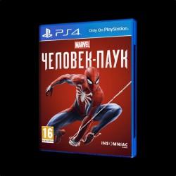 Marvel Человек-паук Игра года PS4