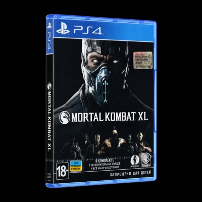 Mortal Kombat XL PS4 купить