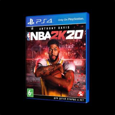 NBA 2K20 PS4 купить
