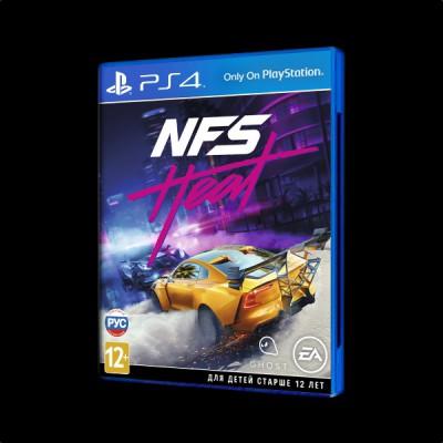 Need For Speed Heat PS4 купить