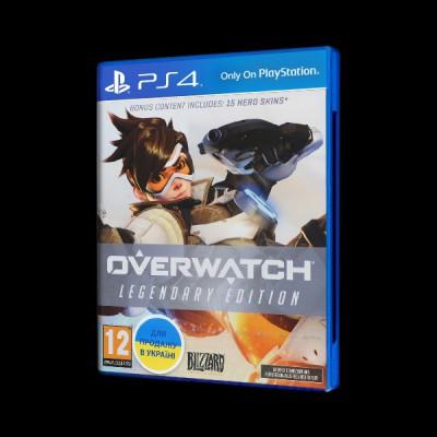 Overwatch: Legendary Edition PS4 купить