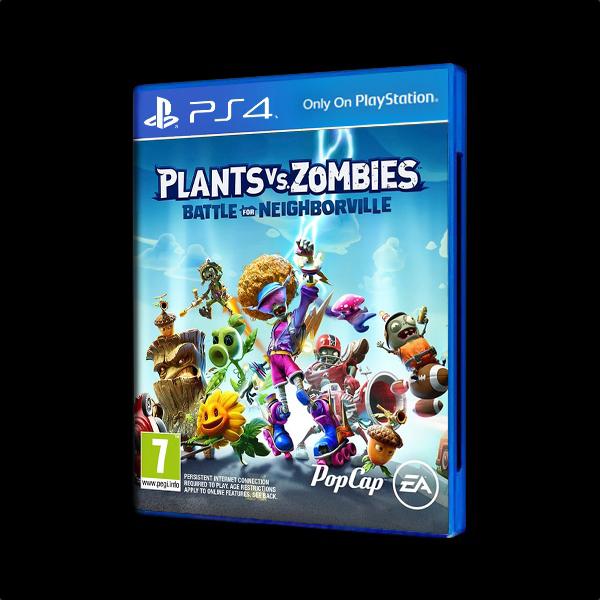 Plants vs Zombies: Battle for Neighborville PS4 купить