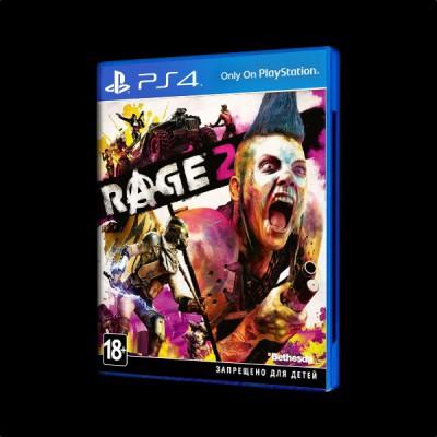 Rage 2 PS4 купить